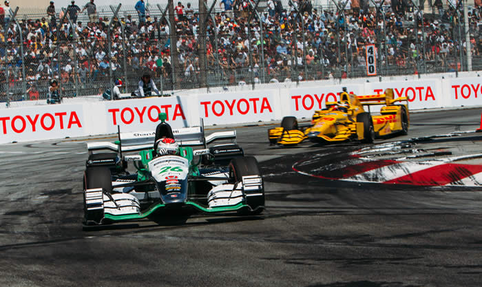 motorsports focused solution