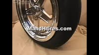 Click to view - M & H Racemaster Tires  4.5/26.0- 17 Front Runner