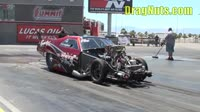 Click to view - Super Rat 2 First Burnout & Launch. Walker Racing