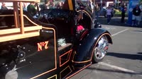 2011 SEMA Show tricked out fire engine with Viper engine