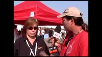 Click to view - Jungle Pam talks to Speed Scene Live TV!