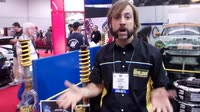 Ohlins USA at SEMA 2012