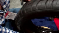 Finixx Self Sealing Tires at SEMA 2012