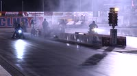 Drag Bike vs Street Bike Famoso May 17 2013