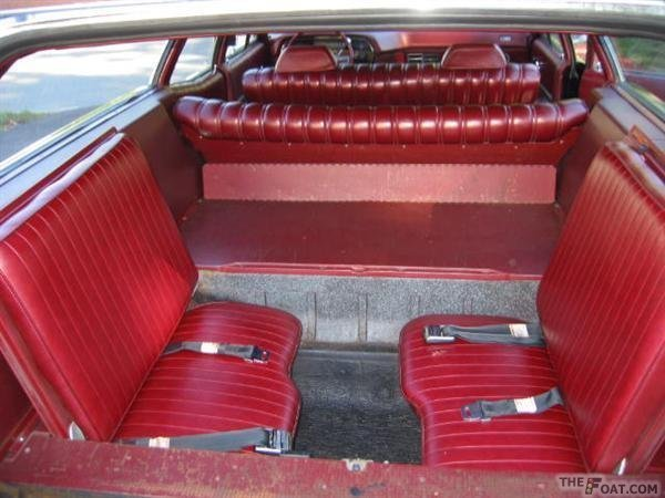 1971 ford ltd country squire original 3rd row jump seats ford 400 ltd country squire station. Black Bedroom Furniture Sets. Home Design Ideas