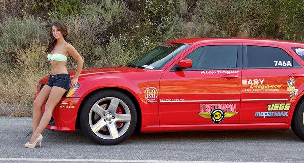 Easy Elegance Magnum Srt8 Easy Elegance Alex Rogeo The Car
