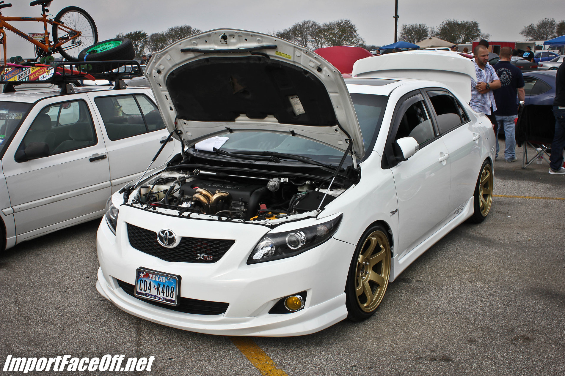 anybody know what type of rims are these   toyota nation