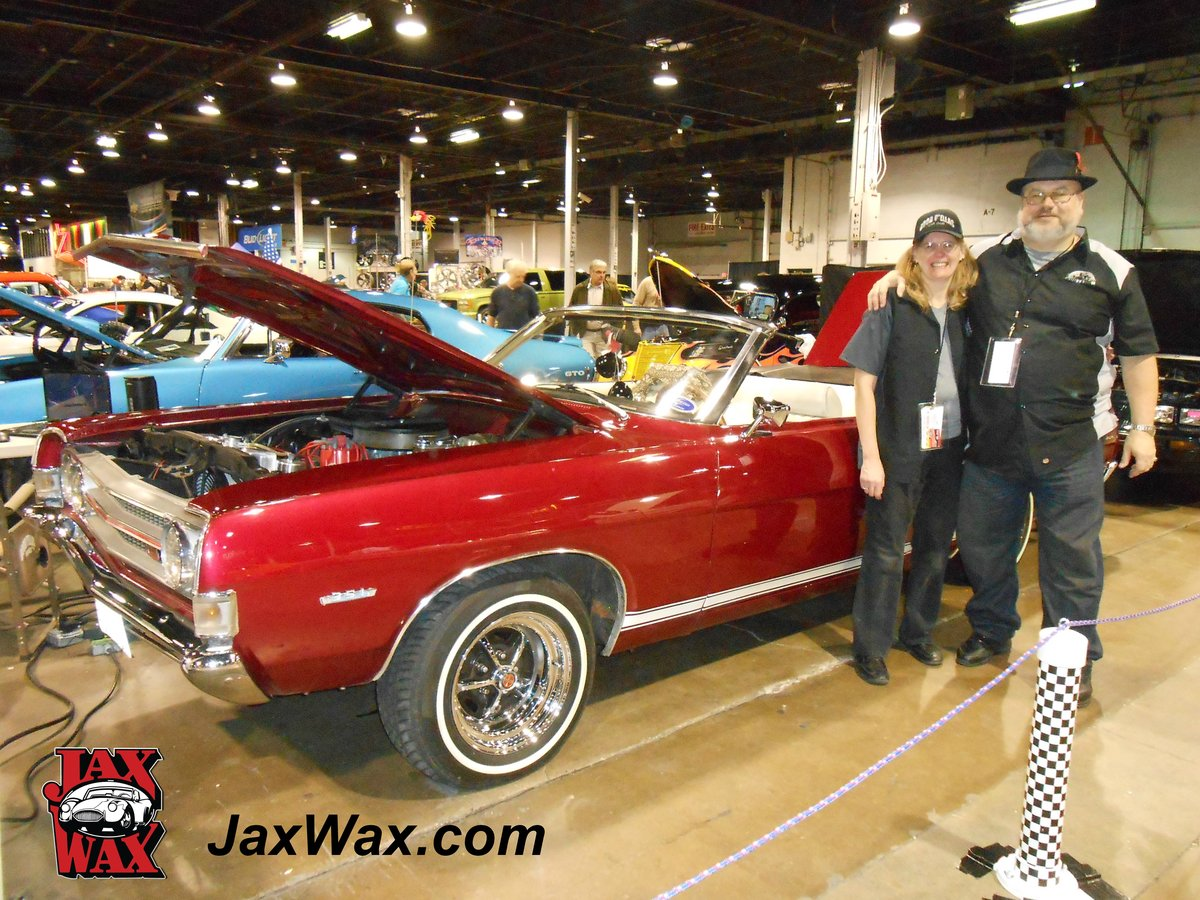 Photos Customers Rides Larry Nancy Majka And Their 1969 Ford Torino Gt Convertible 1000