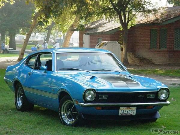 1971 Ford Maverick My Maverick Grabber