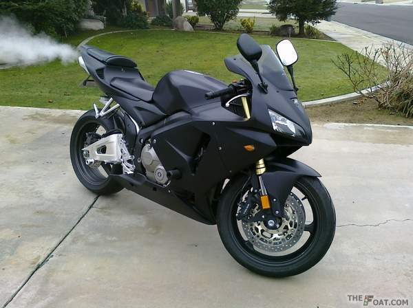 2005 Honda Cbr600rr 2nd Bike Cbr600rr