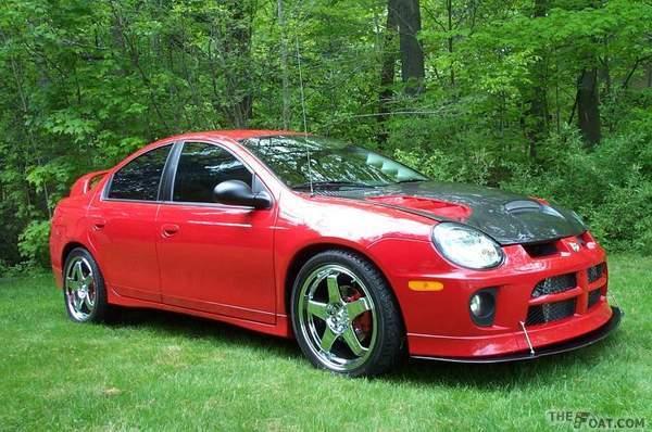2003 Dodge Srt4 Teamsrt4