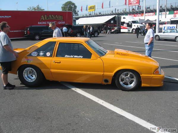 Dsg Mustang >> 1989 Ford Mustang Drag Radial Mustang