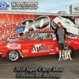 Currie Race team wins Super Chevy Show.