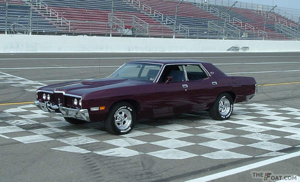 How Much Is A Power Steering Pump >> 1972 FORD LTD Brougham MAGNUS1