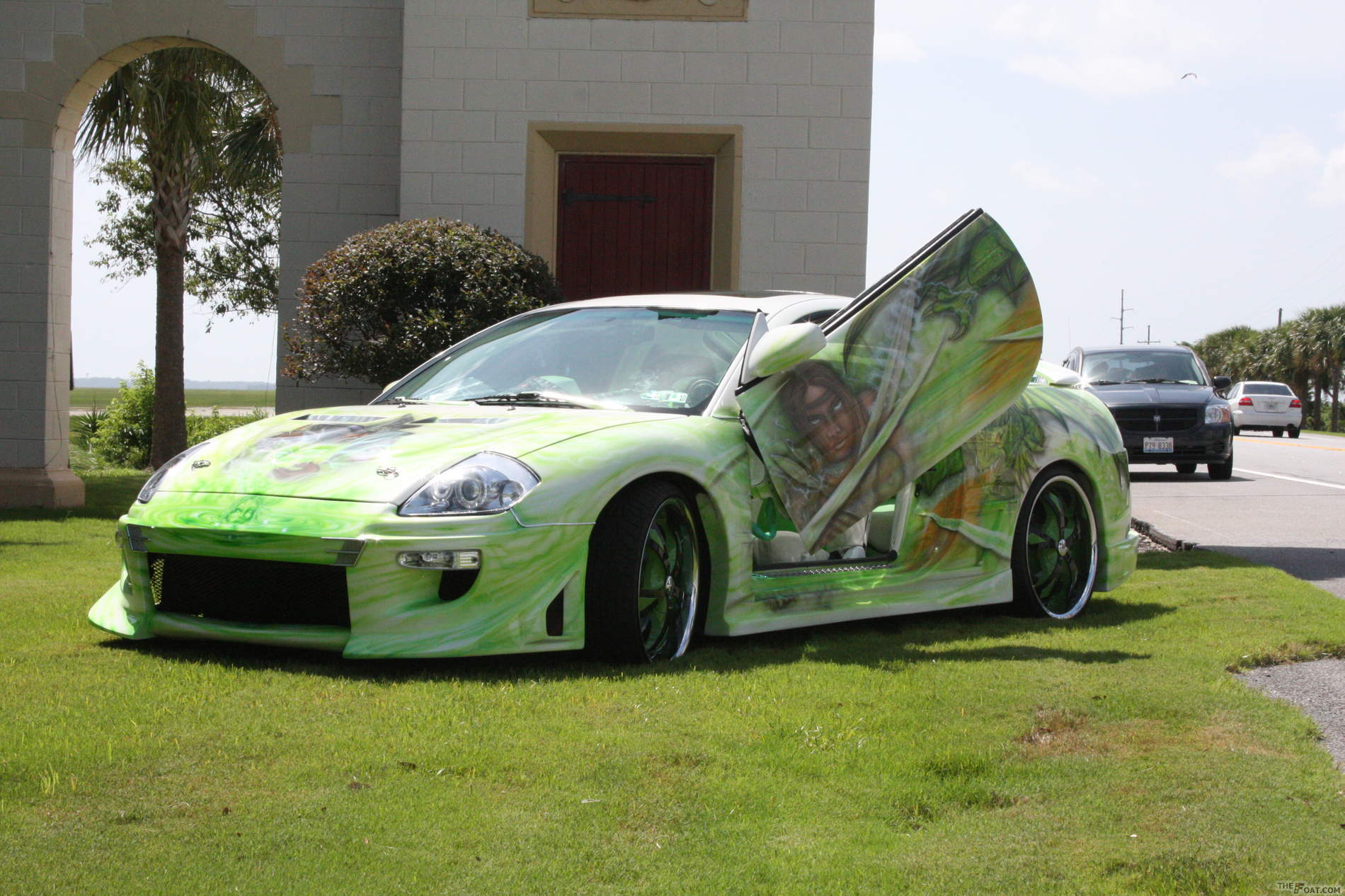2000 mitsubishi eclipse dragon slayer