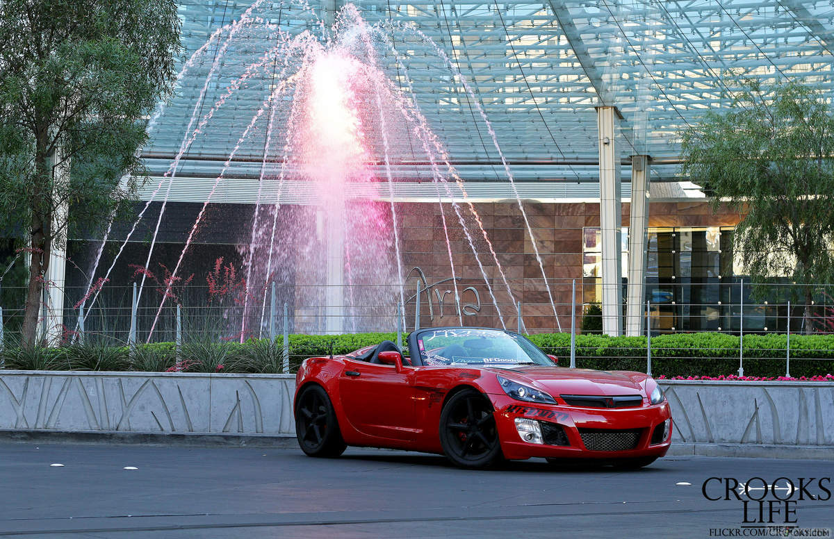 2007 Saturn Sky Redline Team Hybrid Saturn Sky
