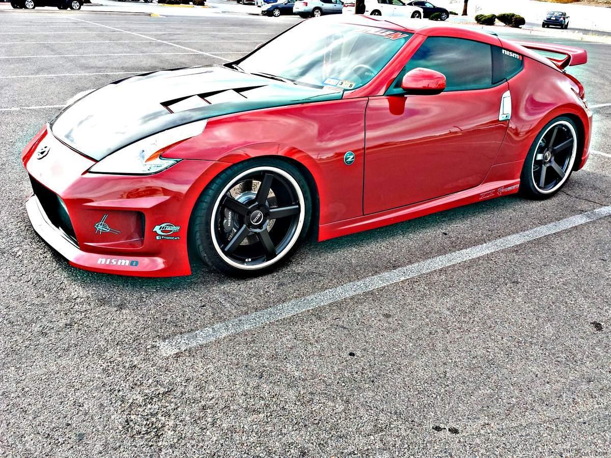 2012 Nissan 370z Nismo Stillen Supercharged