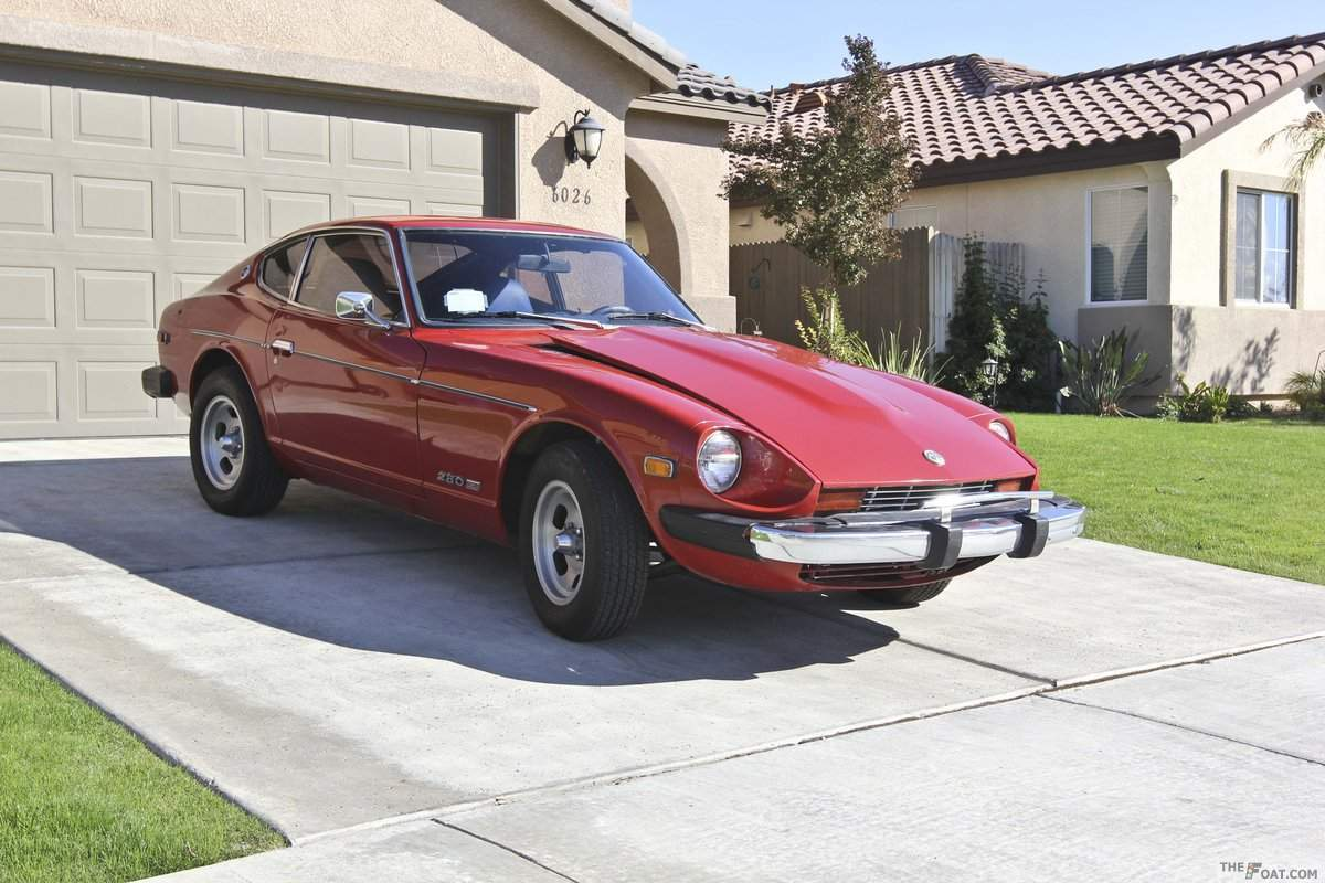 1975 Datsun 280z 7th Car 1975 Datsun 280z Current