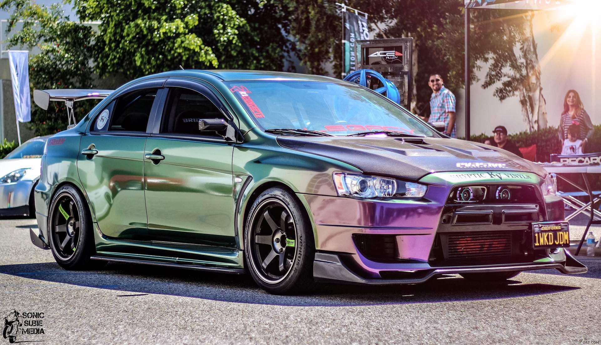 2011 Mitsubishi Evolution GSR Msports Evo X