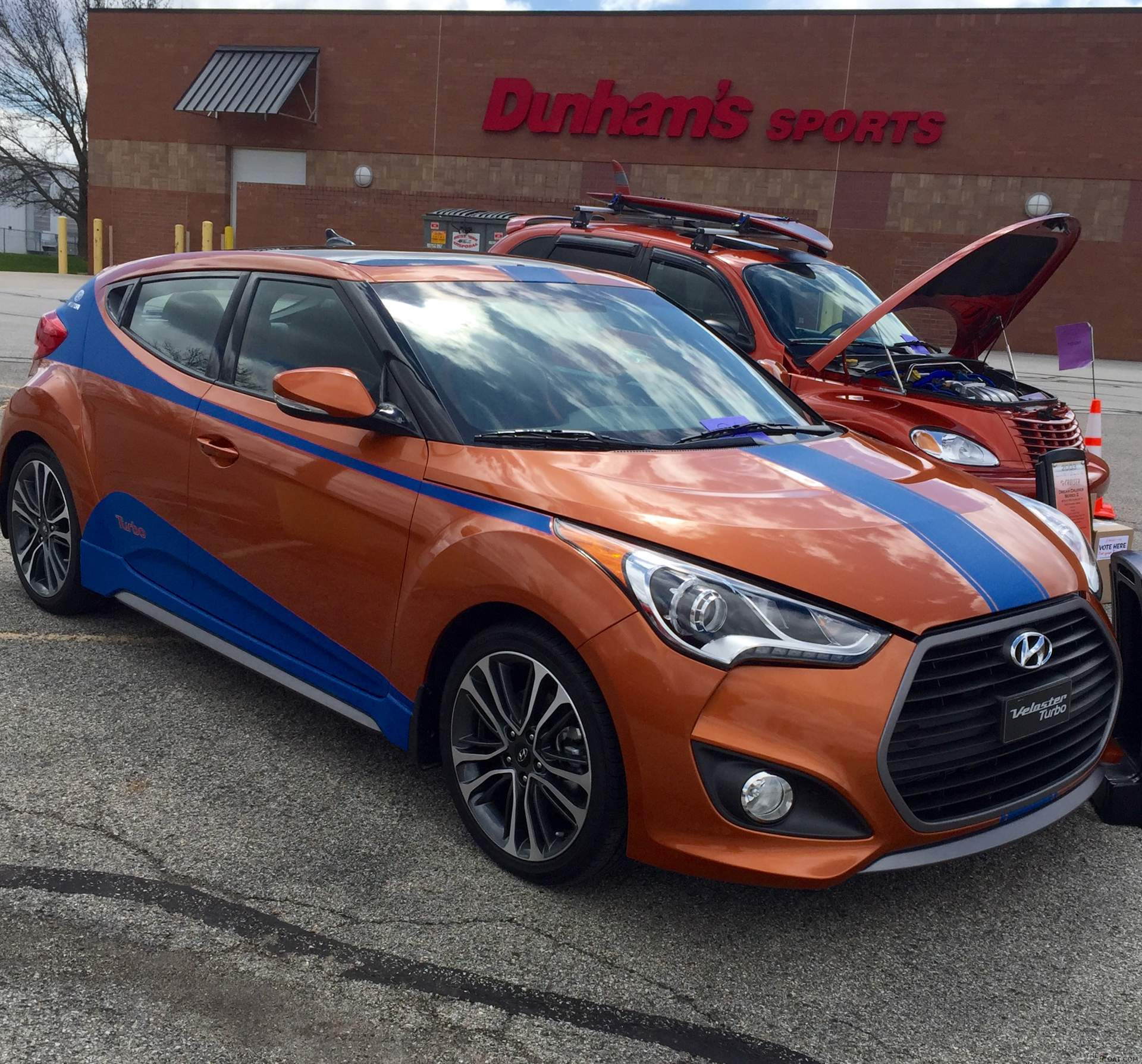 2016 hyundai veloster turbo joy 39 s toy. Black Bedroom Furniture Sets. Home Design Ideas