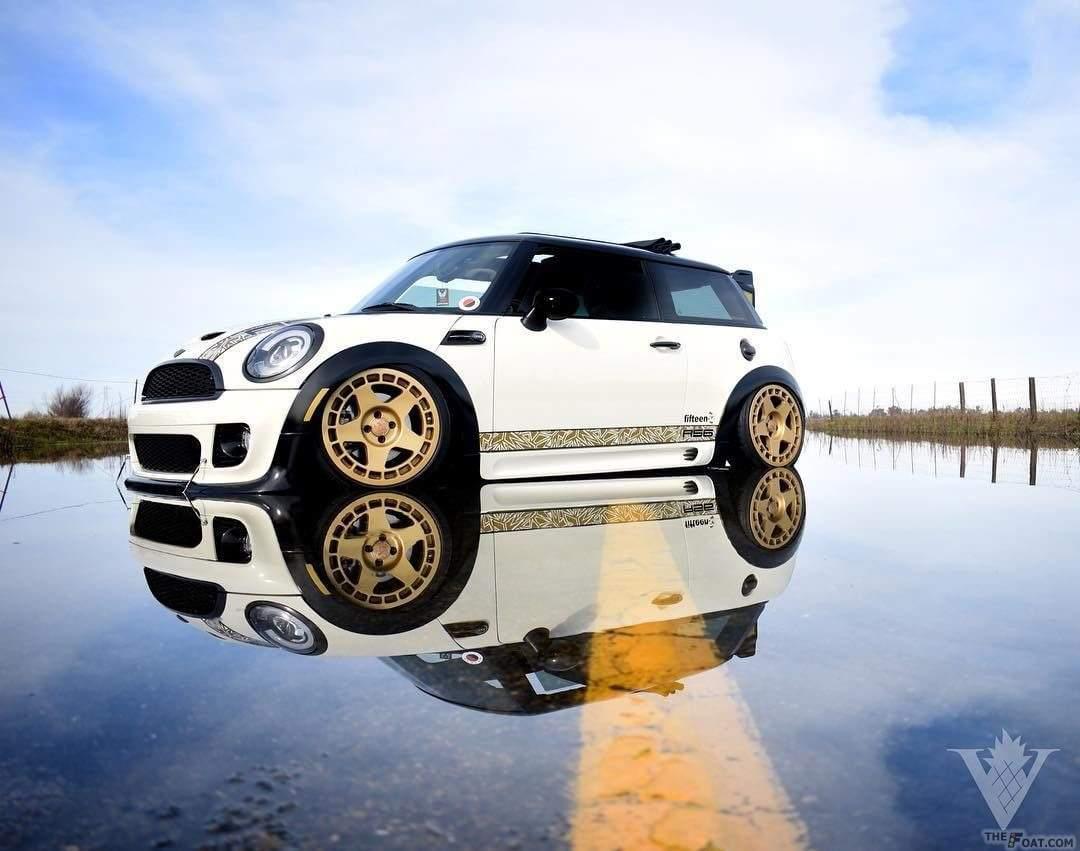 Mini Cooper Sportster >> 2012 MINI Cooper S (R56) BeckTuning R56
