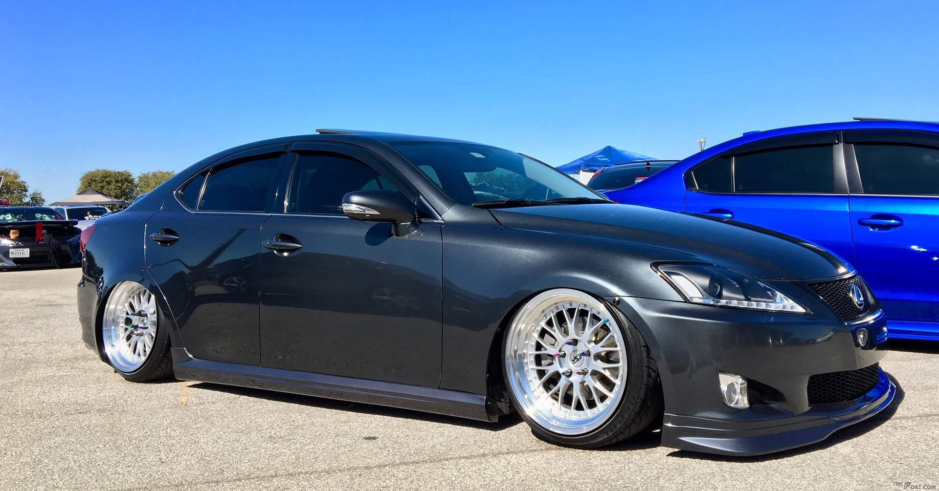 2010 Lexus IS250 Bagged IS