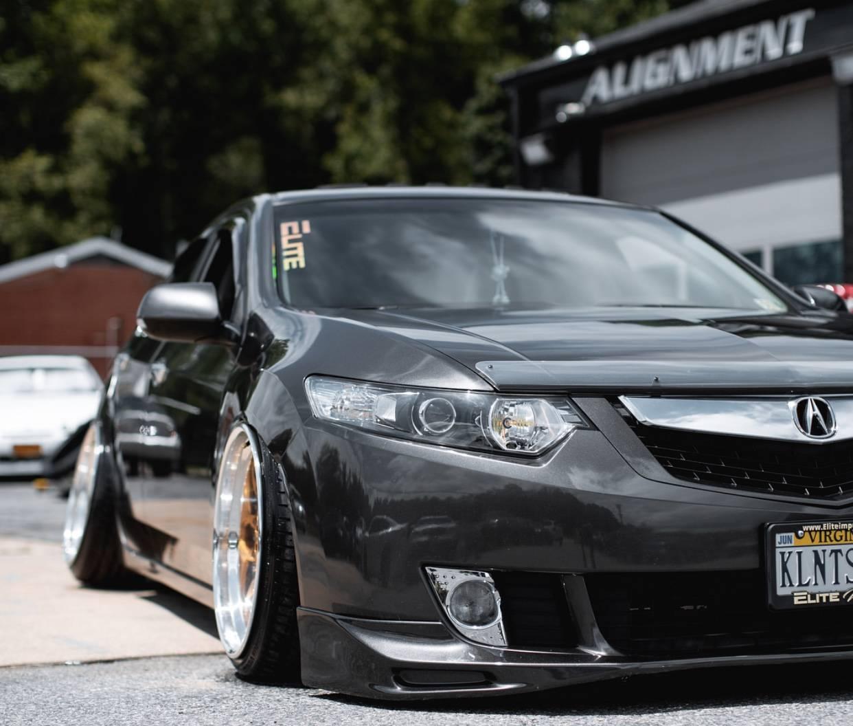 2009 Acura Tsx Bagged Cu2